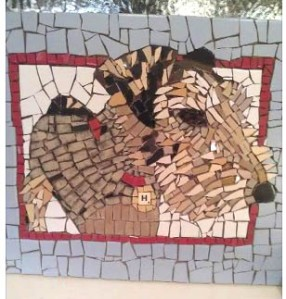 Debbie's Christmas Gift Mosaic