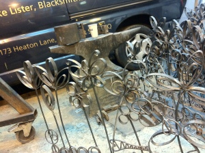 Ready to go for galvanising